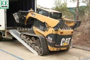 Aluminium Ramps Digga Ezi Loader, Skid Steer Excavator Tractor