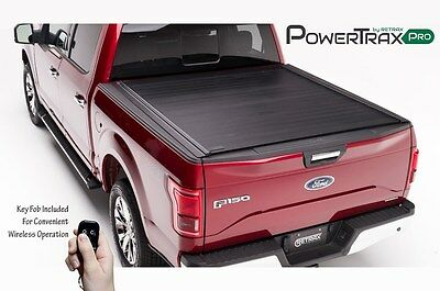 "Retrax PowertraxPRO MX Electric Retractable Tonneau Cover 6'7"" Bed - 90376"