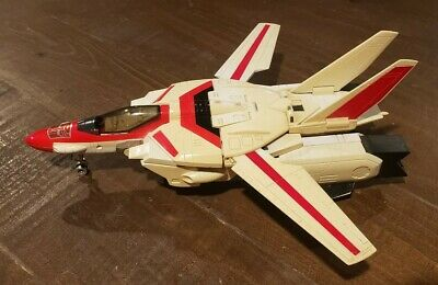 Transformers Bandai Jetfire Skyfire 1985 Vintage Hasbro G1 1984