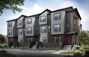 Brand New 2 Bed, 2.5 Bath Stacked Townhouse in Kanata! | April