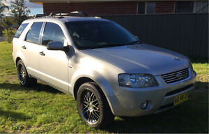 Ford  territory Ghia 2007 Thurgoona Albury Area Preview