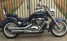 Suzuki VL800 C50T Boularvard $6900,may trade a road bike. Launceston 7250 Launceston Area Preview