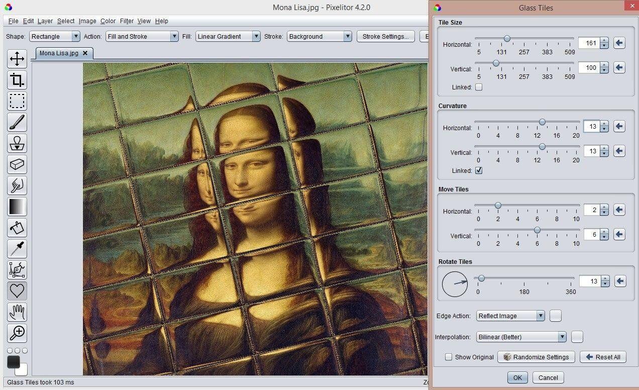 Pixelitor (Image/Graphics Editor Software) Windows/Mac USB