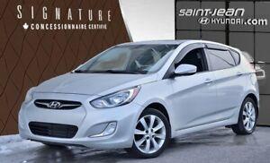 2013 Hyundai ACCENT (5) GLS + MAG, BLUETOOTH, CLIM AUTO, SIEGE C
