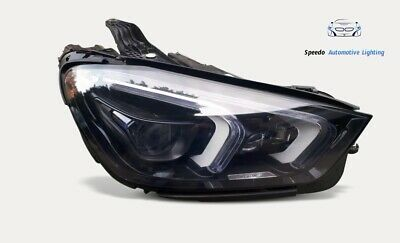 KOMPLETT MERCEDES GLE W167 VOLL LED SCHEINWERFER HEADLIGHT FARO PHARE  TOP!!!