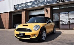 2009 MINI Cooper S S Manual Pano Roof NO ACCIDENT