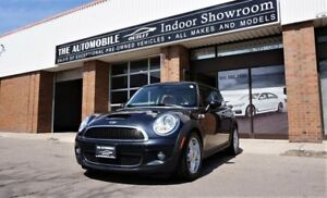 2009 MINI Cooper S MANUAL LEATHER PANO ROOF NO ACCIDENT