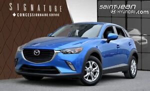 2016 Mazda CX-3 GS / INT CUIR / TOIT OUVRANT