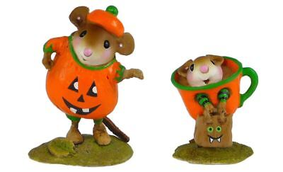 Wee Forest Folk - I'm A Little Teapot M-540 And Tiny Teacup M-541 Set