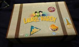 Laurel and Hardy DVD box set Northcote Darebin Area Preview