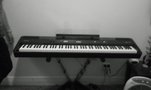 Roland FP7 Electric Piano + stand + stool Wareemba Canada Bay Area Preview