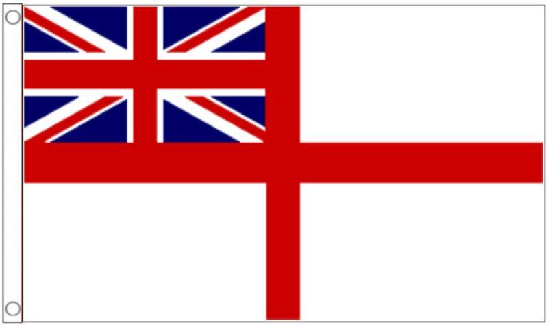 Australia Royal Navy 1911 to 1967 White Ensign 3