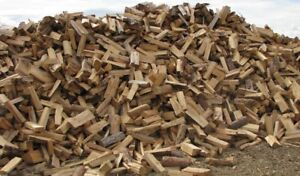Cottage country firewood supply