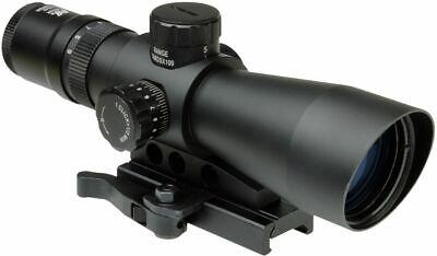 NcSTAR 3-9x42mm Mark III Tactical Series Rifle Scope, P4 Sniper : (Ncstar Mark Iii Tactical P4 Sniper 3 9x42)