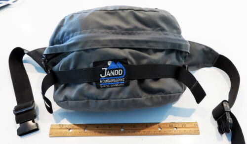 Jandd Mountaineering Large Fanny Pack