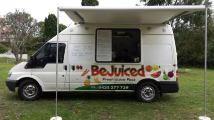 BEJUICED FRESH JUICE FAST - MOBILE JUICE & SMOOTHIE VAN Ashtonfield Maitland Area Preview