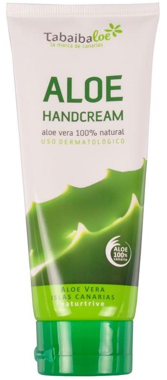 Tabaibaloe Aloe Vera Handcreme 100 ml ***ORIGINAL KANARISCH*** mit reiner Aloe