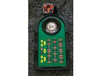Children's roulette table