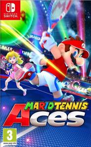 Achète/Buy Mario tennis aces