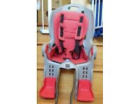 Baby bike seat for sale