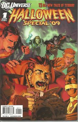 N SPECIAL 2009 (2009) #1  Back Issue (S) (Dc Universe Halloween Special)