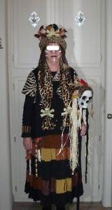 Adult Hallowe'en Costumes Witch Doctors