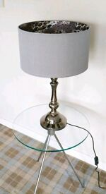Pair of gorgeous lamps £50
