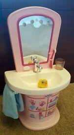 Baby born interactive wash basin