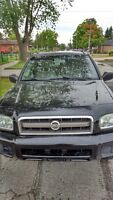2002 Nissan Pathfinder Certified & Etested