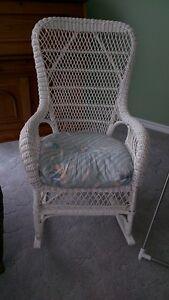 Wicker Chair – Great Deal!