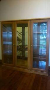 Display Cabinet and Bookshelf Cronulla Sutherland Area Preview