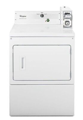 Whirlpool Coin-Op Single Electric Dryer CEM2743BQ