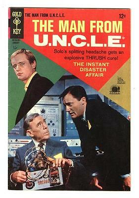 Man From Uncle 16  Vf   Instant Disaster Affair  Free Shipping With Bin