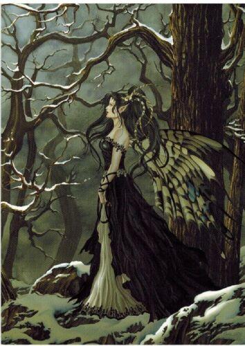 """Nene Thomas Post Card """"Hope"""" Faerie, Fairy Fantasy Poster Art Home Decor Bedroom"""