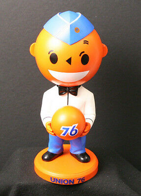 LIMITED EDITION UNION 76 ESCO RESIN GAS STATION ATTENDANT STATUE