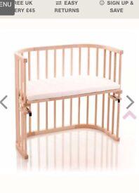 Baby Bay co-sleeper crib
