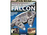 Deagostini Build the Millennium Falcon