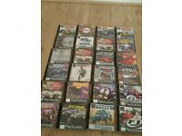 Job lot of 24 P's 1 games complete with