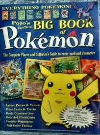 Big book of Pokémon