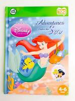 Little Mermaid Leap Frog Tag Book