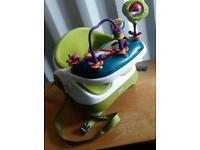 Mamas & Papas seat/chair with removable activity tray