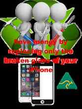 iPhone Glass Only Replacement with Lifetime Guarantee Robertson Brisbane South West Preview