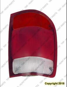 Tail Lamp Passenger Side High Quality Ford Ranger 2000