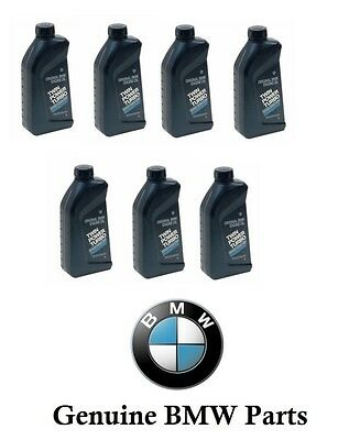 7-Quarts Genuine For BMW Synthetic Motor Oil 5W30/Twin Turbo Power 83212466454