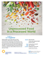 Unprocessed Food in a Processed World