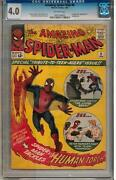 Amazing Spiderman 8 CGC