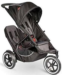 Phil & Ted Dash Jogging Stroller with Basenett