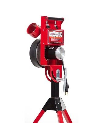 First Pitch Relief Pitcher Baseball and Softball Pitching Machine