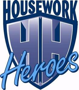 Housework Heroes Domestic Cleaning Franchises Brisbane City Brisbane North West Preview