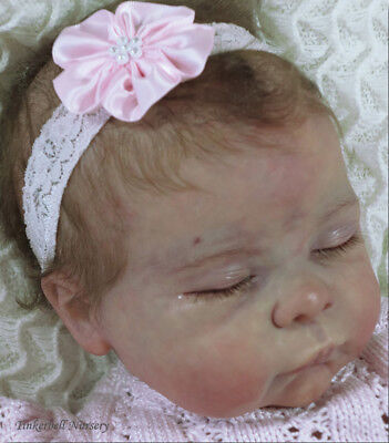 """#Maria By Linda Murray Long Sold Out RebornBaby Doll Kit@LE600@19""""@Body Included"""